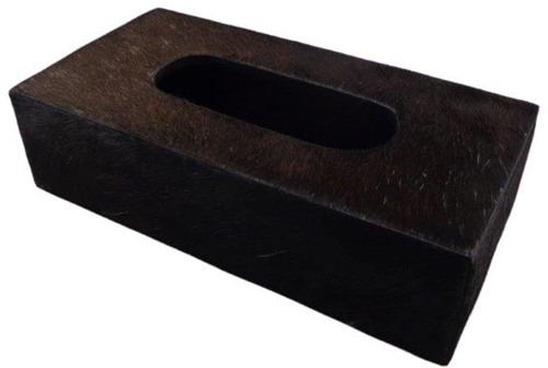 Koeienhuid Tissue box