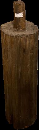 Houten Pilaar