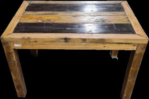 Houten tafels oud