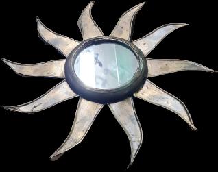 Spiegel Zon