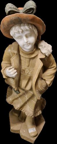 Statue Marmer