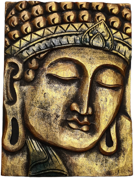Buddha Paneel