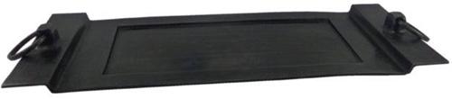 Dienblad Rechthoek - Grey Felt