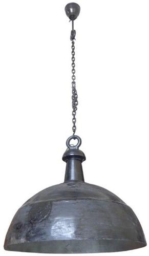 Hanglamp Industrieël 130cm - Black