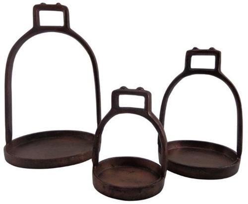 Stijgbeugel S/3 Vintage Copper