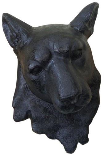 Deco. Jaguar - Black Antique