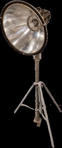 Staande Lamp industrieel