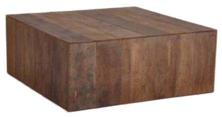 Rustical Salontafel Box