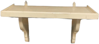 Antieke Muurplank